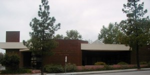 Exterior view of the Porter Ranch Library