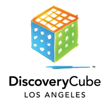 Logo for the Discovery Cube