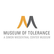 Logo for the Museum of Tolerance