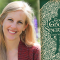 Author Carrie Vaughn and her latest book, Ghosts of Sherwood