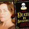 Author and chemist, Dr. Kathryn Harkup and her latest book, Death By Shakespeare