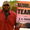 Author Shawn A. Cosby and his new novel, Razorblade Tears