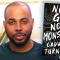 Author Cadwell Turnwell and his latest novel, No Gods, No Monsters
