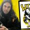 Cristian Castelo and his zine, Wild