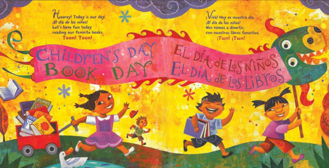 pages from the book Mora's Book Fiesta