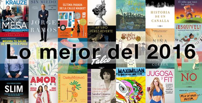 Los mejores libros en espanol del 2016