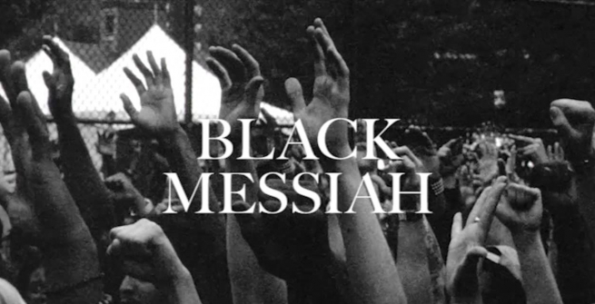 Artwork from the album Black Messiah