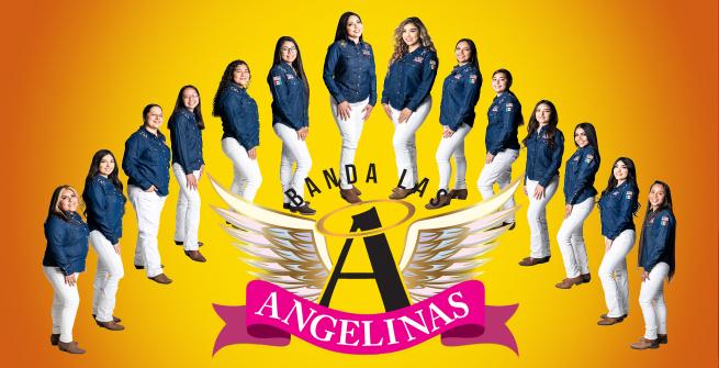 Banda Las Angelinas, a Sinalonse banda made up of women