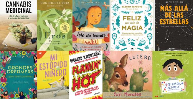 Los libros en español más esperados están disponibles en tu biblioteca
