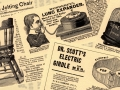 fraudulent advertisements from the early 1900s