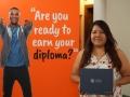 Tania Velasquez,  Los Angeles Public Library Career Online High School graduate