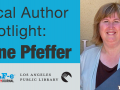 Local Author Spotlight: Anne Pfeffer