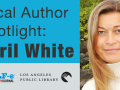 Local Author Spotlight: April White