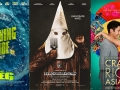 3 film posters