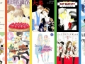 10 manga titles with their book covers