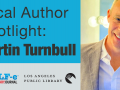 Local Author Spotlight: Martin Turnbull