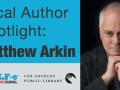 Local Author Spotlight: Matthew Arkin
