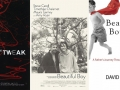 3 movie posters and books covers
