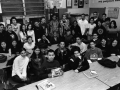 Roger Arst's photography class, Birmingham High School, 2002