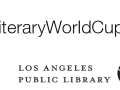LAPL Logo and Literary World Cup Hashtag