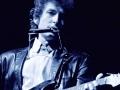 Bob Dylan on his album - Bob Dylan Live 1962-1966 - Rare Performances
