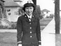 Susan Ahn Cuddy in her U.S. Navy uniform