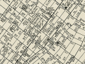 Section of a map of Downtown Los Angeles