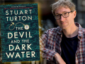 Freelance journalist, Stuart Turton and his latest book, The Devil and the Dark Water