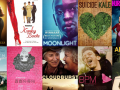 Collage of LGBTQIA feature films