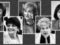 City of Los Angeles Councilwomen: Pat Russell, Peggy Stevenson, Joy Picus, Joan Milke Flores, and Gloria Molina