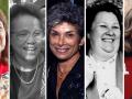 City of Los Angeles Councilwomen: Ruth Galanter, Rita Walters, Laura N. Chick, Jackie Goldberg, and Cindy Miscikowski