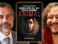 Dr. Batra and Keith R.A. DeCandido and their first novel, Animal