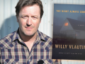 Author Willy Vlautin and his newest novel, The Night Always Comes