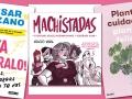 3 Spanish books