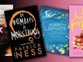 4 jovenes libros