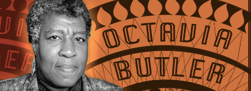 portrait of Octavia Butler