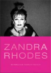Zandra Rhodes : 50 fabulous years in fashion