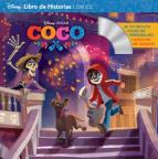 Coco: libro de historias con CD