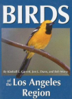 Birds of the Los Angeles Region