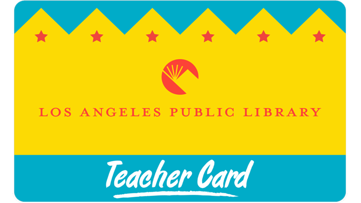 teacher card in bright yellow