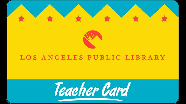 teacher card in bright yellow