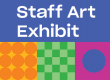 Staff Art Exhibit logo