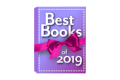 Book with a red ribbon and text that reads Best Books of 2019