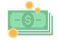 money and coins icon