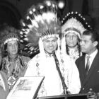 Indians accept proclamation
