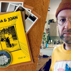 Russell Quinn and his zine Linda & Joan Zine: Issue 1