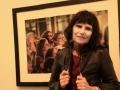 Suzanne Lummis at the Skirball Center, 5/6/2017 photo by Penelope Torribio